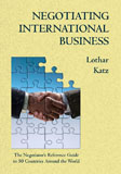 Negotiating International Business book